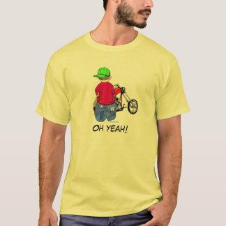 Abe R Gekritzel - oh ja! EZ Ryda T-Shirt