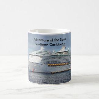 Abenteuer der Seesüdlichen Kreuzfahrt Tasse
