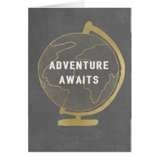 Abenteuer erwartet Karte