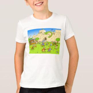 Abenteuer im Schloss-T - Shirt