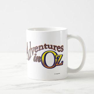 Abenteuer in der Unze-Kaffee-Tasse Tasse