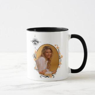 Abenteuer-Mädchen Tasse