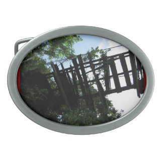 Abenteuer-Sport Ovale Gürtelschnallen