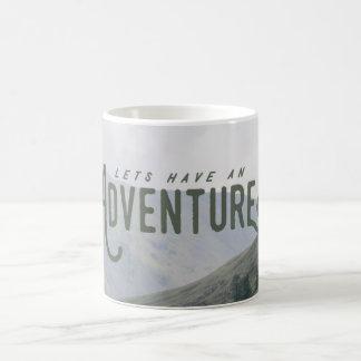 Abenteuer Tasse