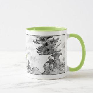 Abenteuer-Tasse Tasse