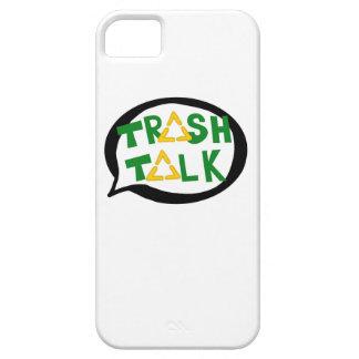 Abfall-Gespräch Iphone Fall Etui Fürs iPhone 5