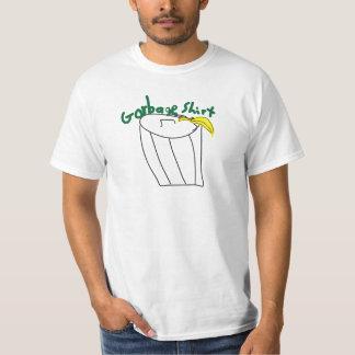 Abfall-Shirt T-Shirt