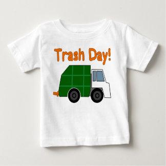 ABFALL-TAG! - I-Liebeabfall-LKWs!! Baby T-shirt