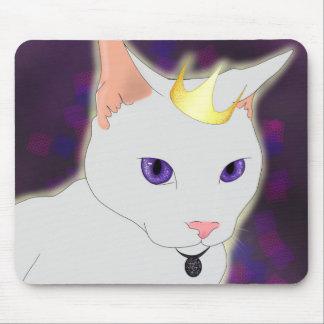 Abgabe-Katze Mousepad