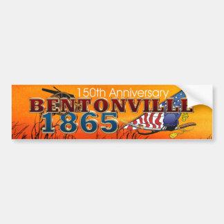 ABH Bentonville Autoaufkleber