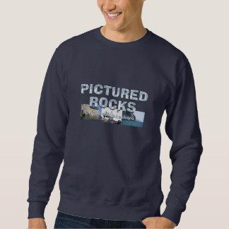ABH dargestellte Felsen Sweatshirt