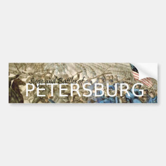 ABH Petersburg Autoaufkleber