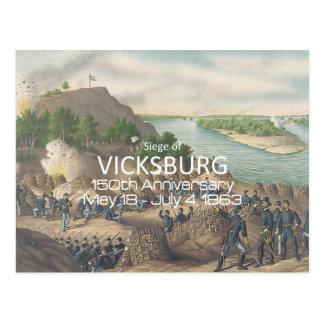 ABH Vicksburg Postkarte