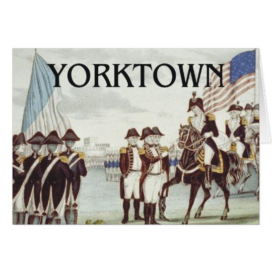 ABH Yorktown Grußkarte