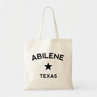 Abilene Texas Budget Stoffbeutel
