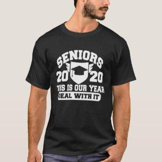 Abkommen mit ihm Dunkelheit 2020 T-Shirt