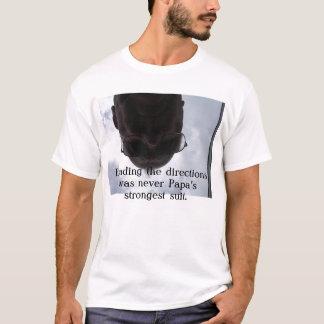 Ablesen die Richtungen… T-Shirt