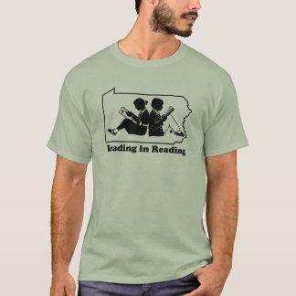 Ablesen in der Lesung T-Shirt