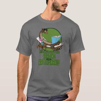 Ablesen mit Klapperschlangen T-Shirt