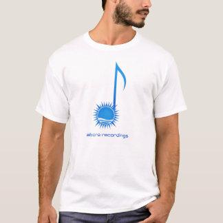 Abora Aufnahme-Anmerkungs-T - Shirt