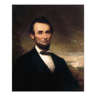 Abraham Lincoln durch Geschichte Georges H Kunstphotos