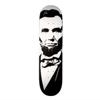 Abraham Lincoln Skateboardbrett