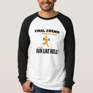 Abschließendes Chemo lassen sehr viel - Leukämie T-Shirt