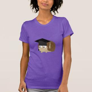 Abschluss-Igel T-Shirt
