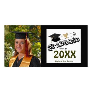 Abschluss-Klasse der Karten des Foto-20xx Photokarten