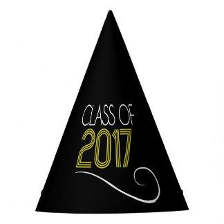 Abschluss-Party-Hüte - 2017 Partyhütchen