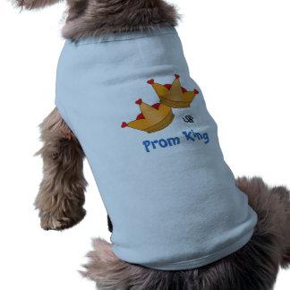 Abschlussball-König Design Pet Tank Shirt