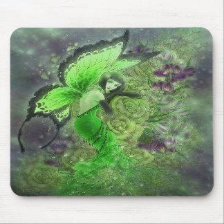 Absinthe Mousepad féerique - La Fée Verte Tapis De Souris