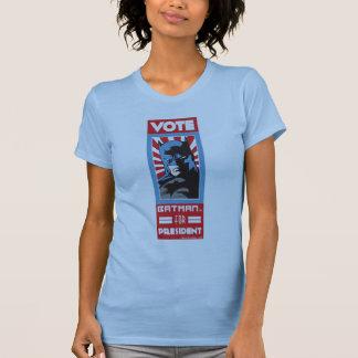 Abstimmung Batman für Präsidenten T-Shirt