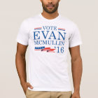Abstimmung Evan McMullin 2016 T-Shirt