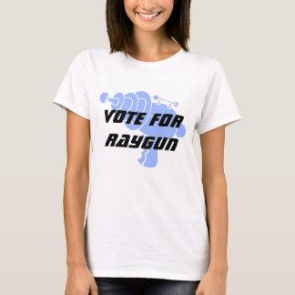 Abstimmung für Raygun T-Shirt