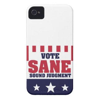 Abstimmungs-gesundes gesundes Urteil iPhone 4 Case-Mate Hüllen