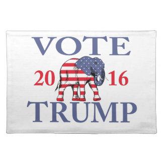 Abstimmungs-Trumpf 2016 Tischset
