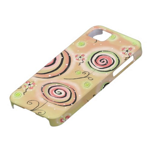 abstract coques Case-Mate iPhone 5