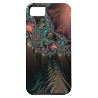 Abstract fractal patterns and shapes. Fractal Art Etui Fürs iPhone 5