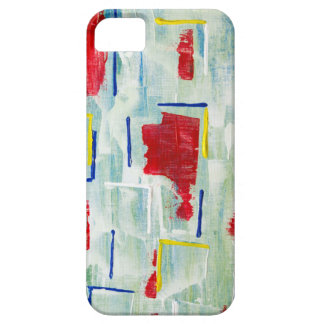 Abstract modern phone case iPhone 5 etuis