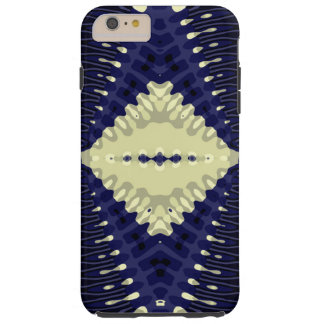 abstract pattern art coque tough iPhone 6 plus