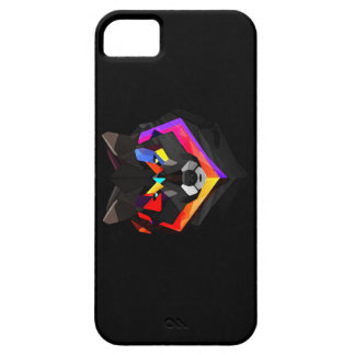 Abstract wolf iphone iPhone 5 schutzhüllen