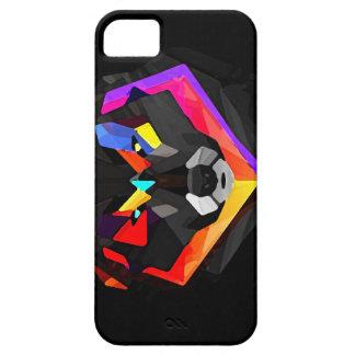 Abstract wolf iphone schutzhülle fürs iPhone 5