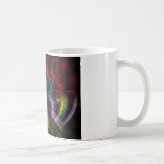 Abstrakt in Perfektion Pop Art Tasse
