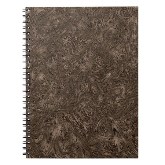 Abstrakt Kunst-dunkelgrauer Hintergrund Notiz Buch