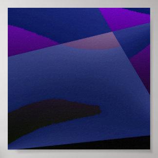 abstrakt poster