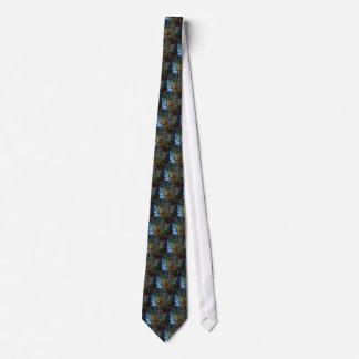 Abstrakte der Hals-Krawatte der Bedruckte Krawatte