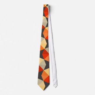 Abstrakte geometrische gemischte stilvolle bedruckte krawatten