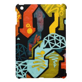 Abstrakte Kunst der Pfeile iPad Mini Hülle
