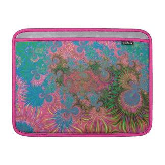 Abstrakte Kunst-Korallen MacBook Air Sleeve